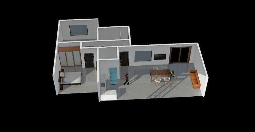 qw Interior Design Render