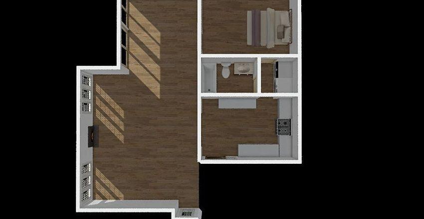 83 Osprey Alternative 1 Interior Design Render