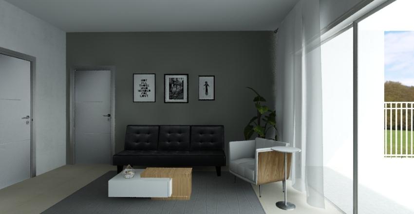 Tamara Mozeika Interior Design Render