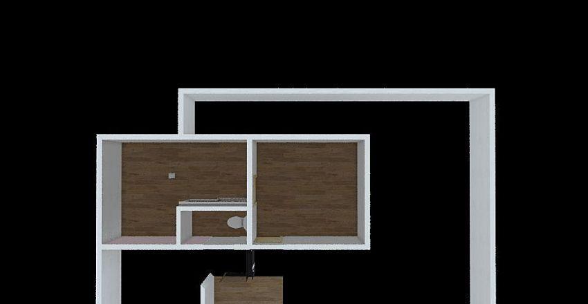 南天街-1 Interior Design Render