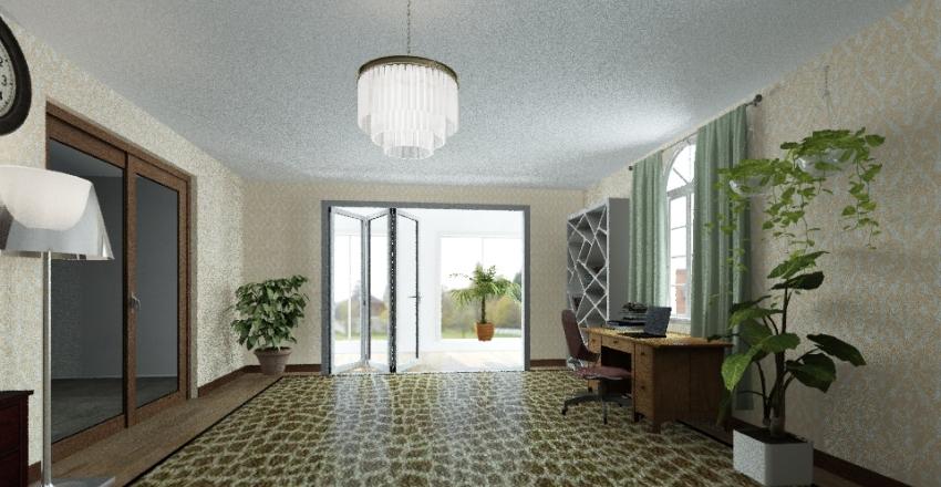 моя работа6 Interior Design Render