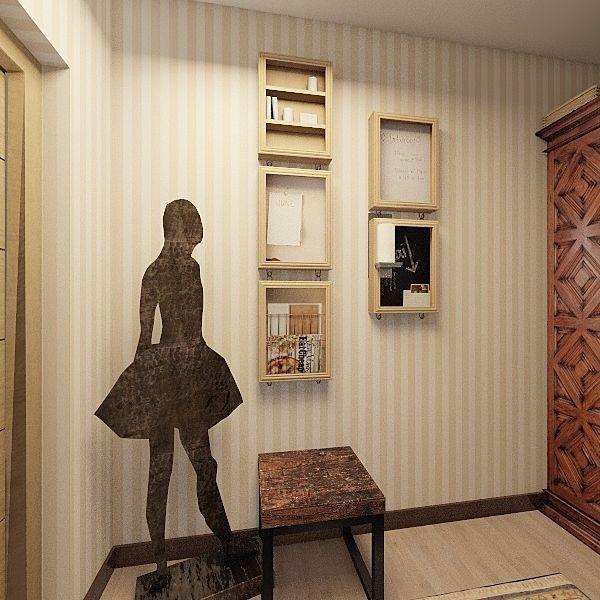 project002 Interior Design Render