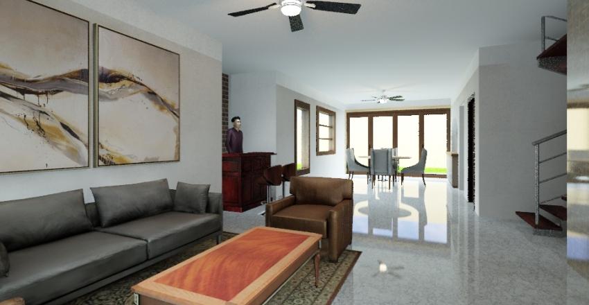 casa max Interior Design Render