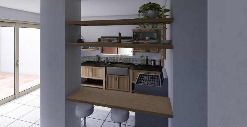 otryo Interior Design Render