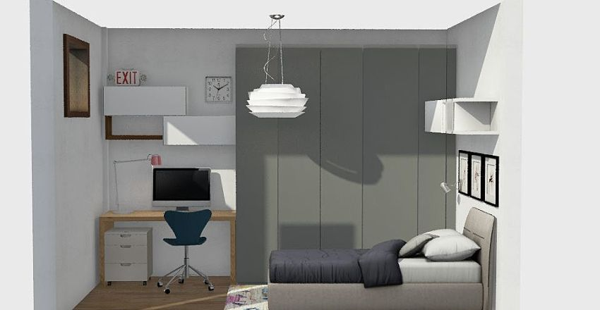campa Interior Design Render