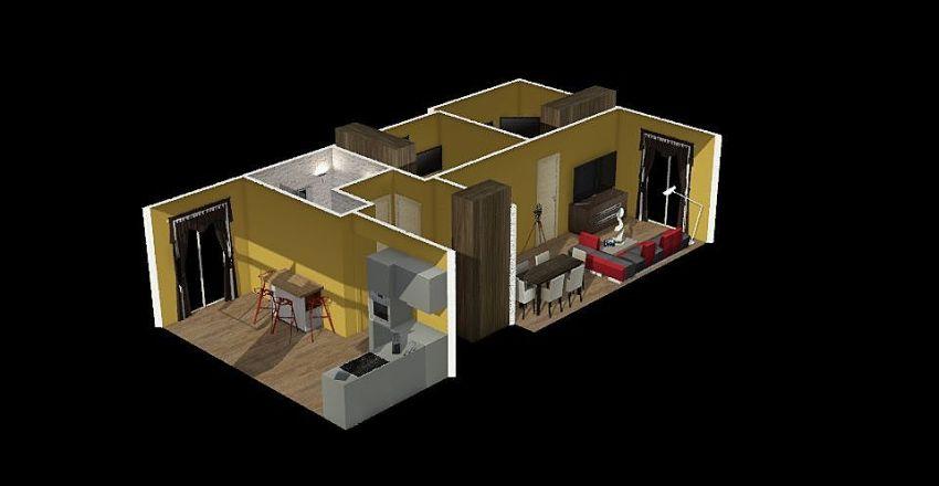 ΜΟΥΡΙΚΗΣ- ΣΠΥΡΙΔΟΝΟΣ ΤΡΙΚΟΥΠΗ 1-ΤΕΛΙΚΗ Interior Design Render