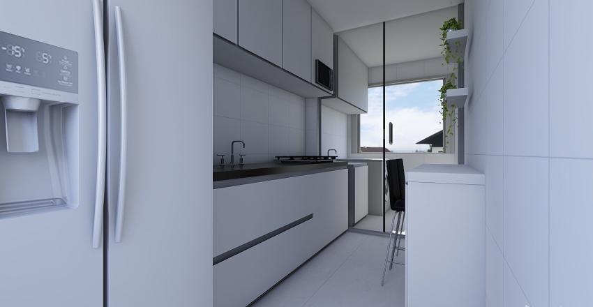 Sthefany Passos Interior Design Render