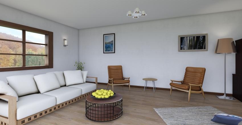 Проект 1. Новичок Interior Design Render