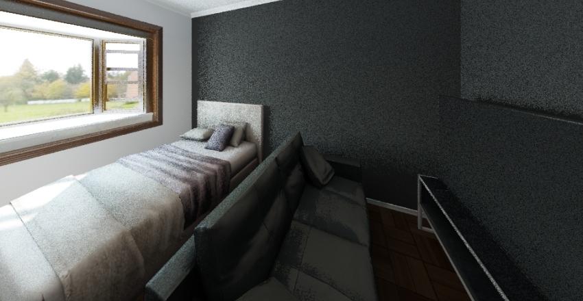 quarto meu pika melhorado Interior Design Render