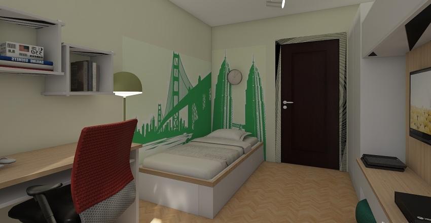 Sonia Tomescu dormitor andrei 3 Interior Design Render