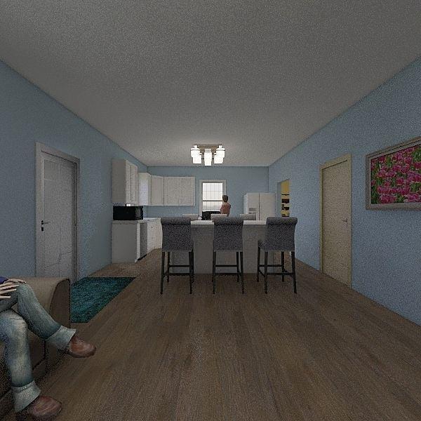 Mom's House Too Interior Design Render