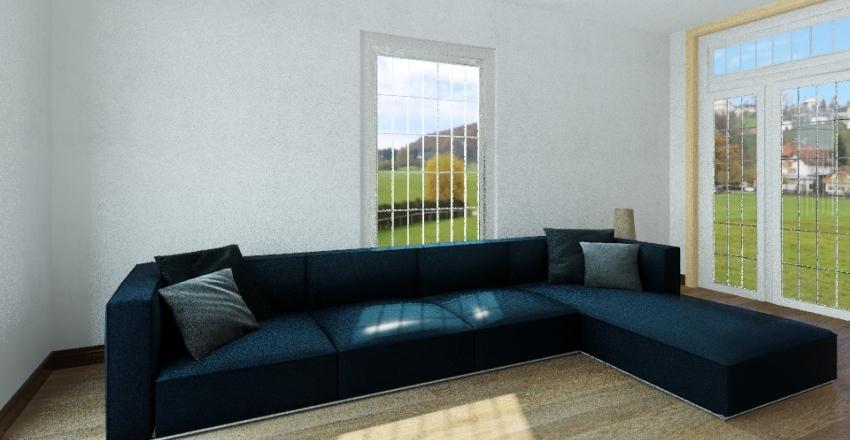 подушка Interior Design Render