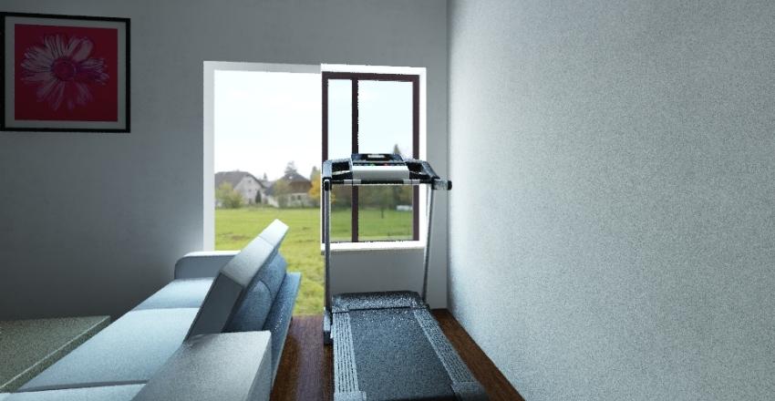 casa 8x8 Interior Design Render