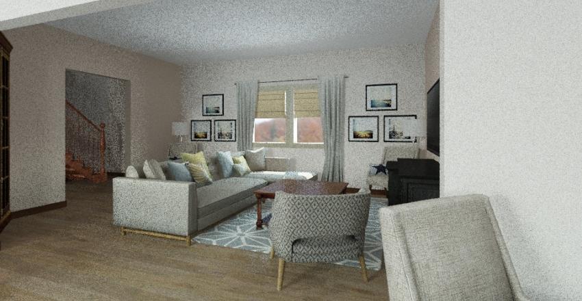 Dara 1st floor Interior Design Render