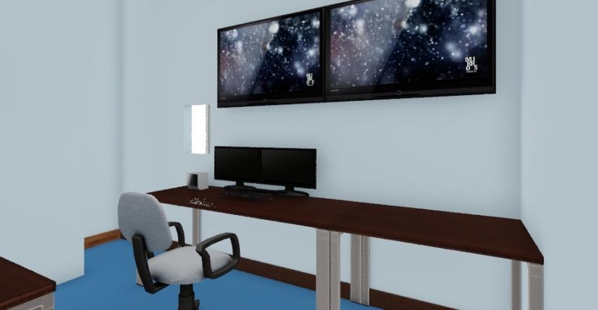 HS_sec_off2 Interior Design Render