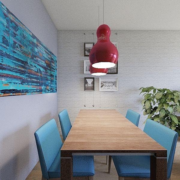 Kasi_K_Mieszkanko Interior Design Render