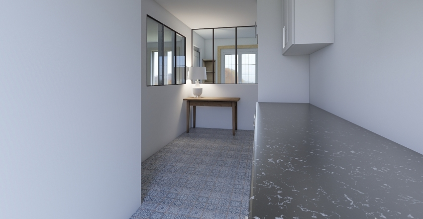 Petit Breton NEW Interior Design Render