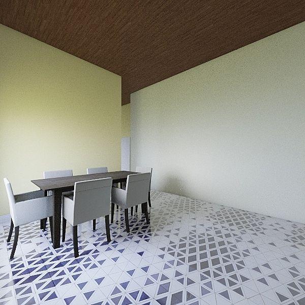 p Interior Design Render