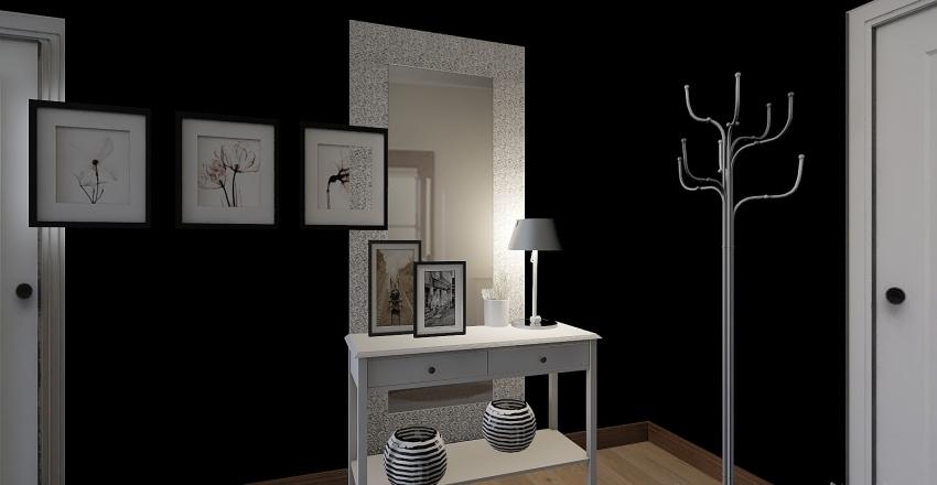 план дома #2 Interior Design Render