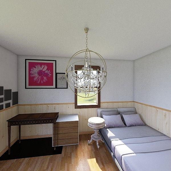 新居 Interior Design Render