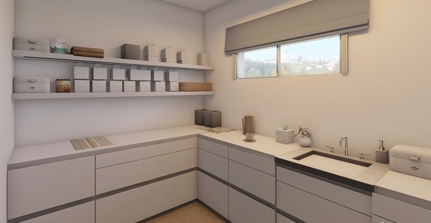 consultorio dental Interior Design Render