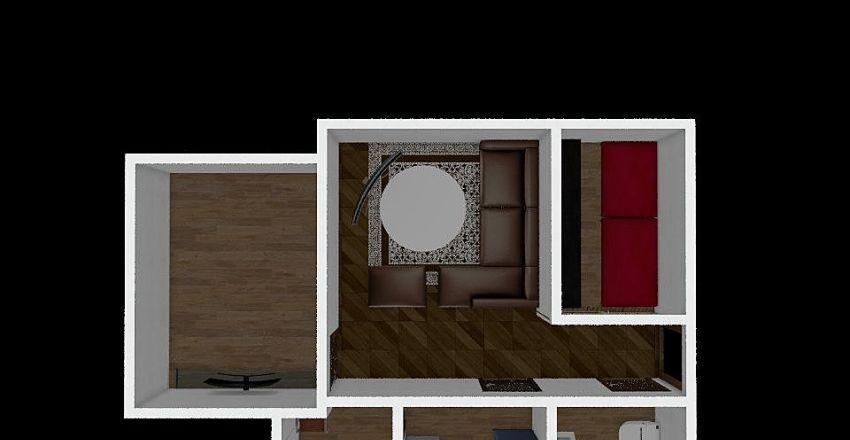 Prince Interior Design Render