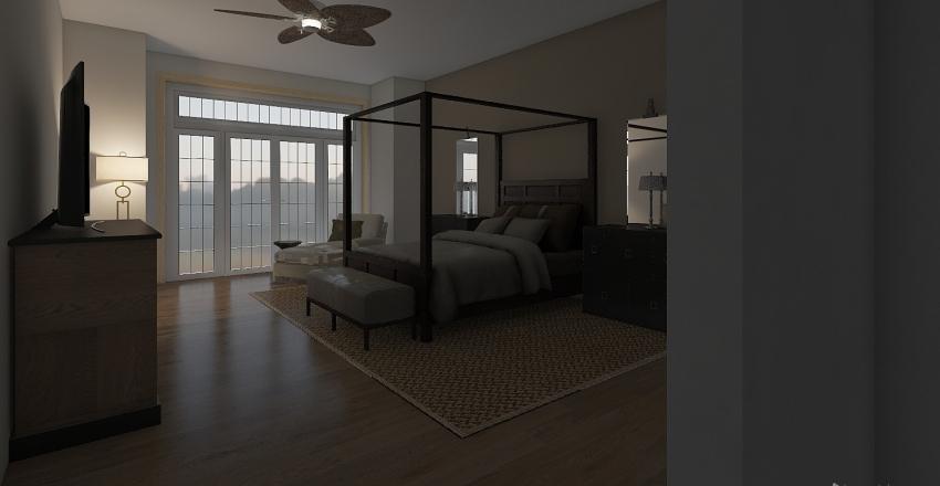 Kristine Master Interior Design Render