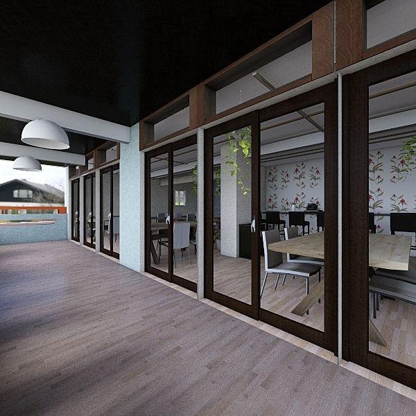 3.3 Interior Design Render