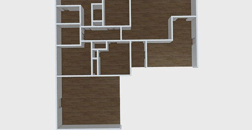 Cal Poly Home Interior Design Render