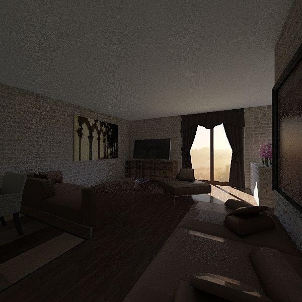 Dodo's House Interior Design Render