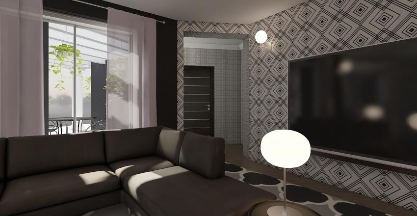"""house O"" di Jun Igarishi. casa gi Interior Design Render"