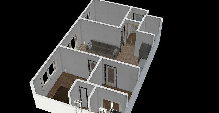 부천시 2 Interior Design Render