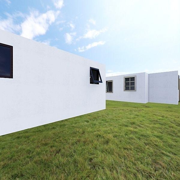 flat nu Interior Design Render