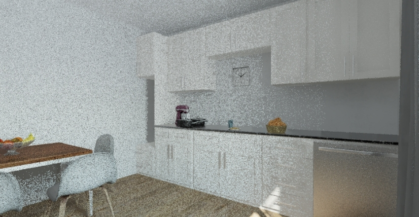 APPARTAMENTO 1 Interior Design Render