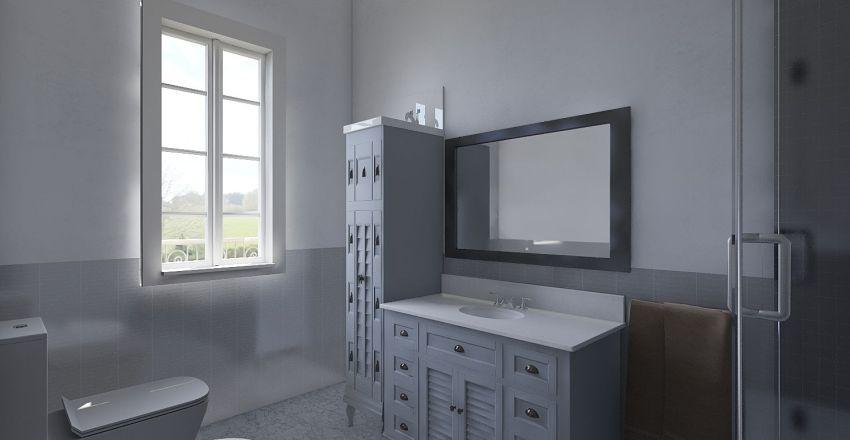 Pegli, GENOVA DEF Interior Design Render