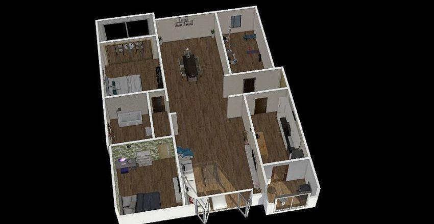 Hân 6.5 Interior Design Render