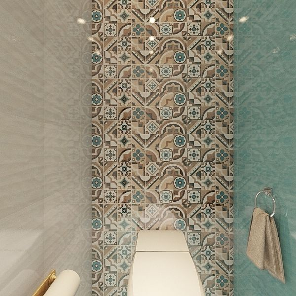 New apartment Interior Design Render