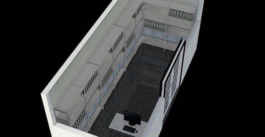 lojinha Interior Design Render