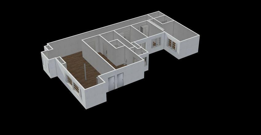 caracas Interior Design Render