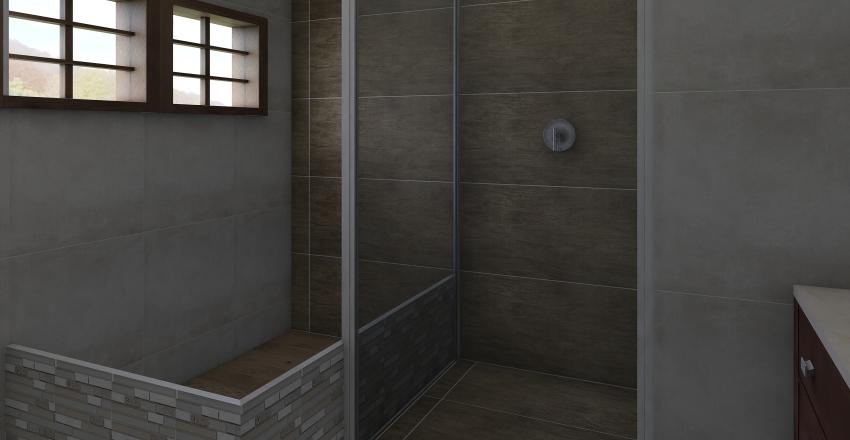 Jeronimo Munhoz - Wc Suite Interior Design Render