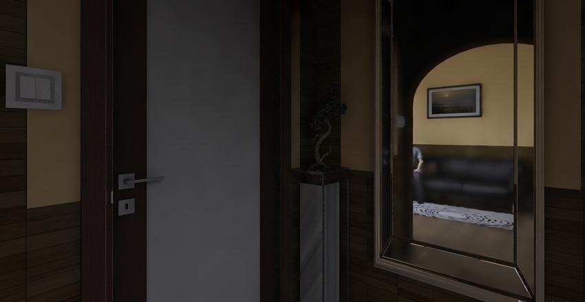 Consulting lodgings Interior Design Render