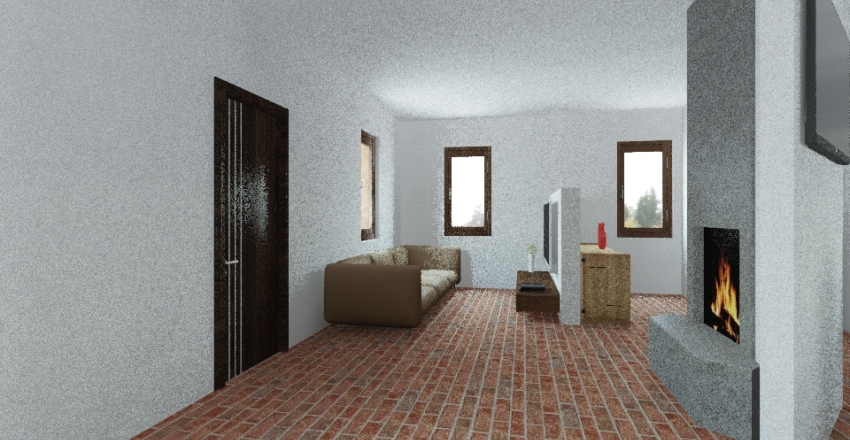 Bagnolo 2 Interior Design Render