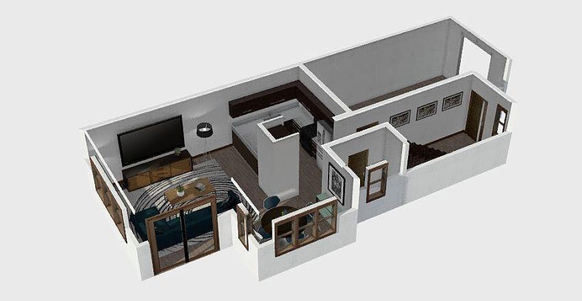 Montana Lot 11 (Main) (Dark)  Interior Design Render