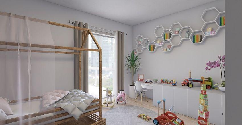chichetinho Interior Design Render