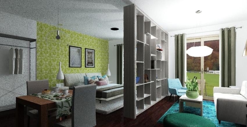 Suite 1 Interior Design Render