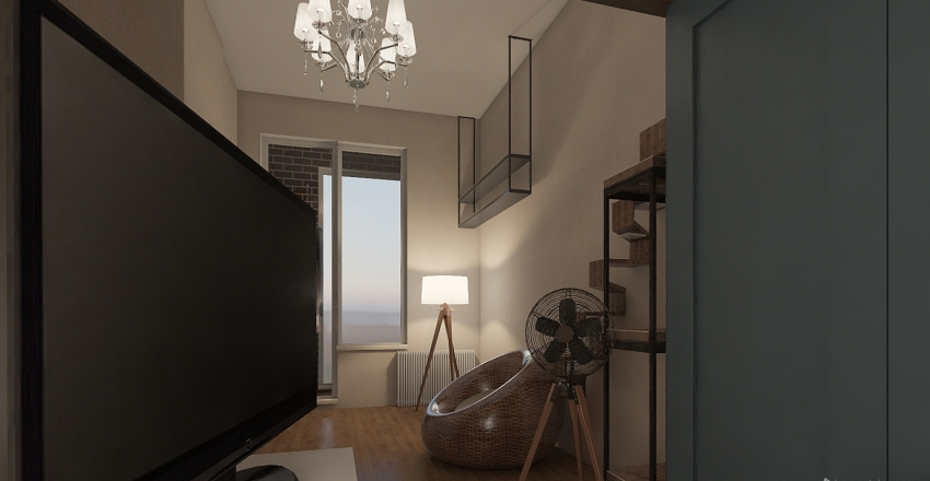 2879copy Interior Design Render