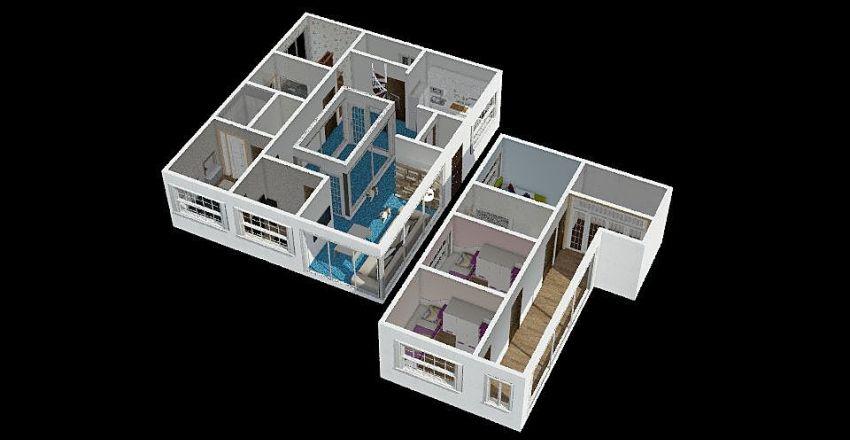 정민 Interior Design Render
