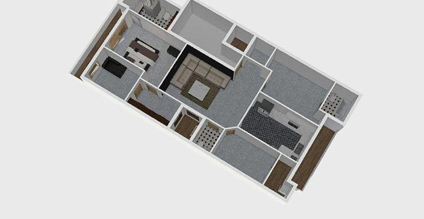 14/8 2nd Floor Interior Design Render
