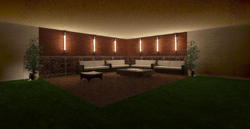 ال Interior Design Render