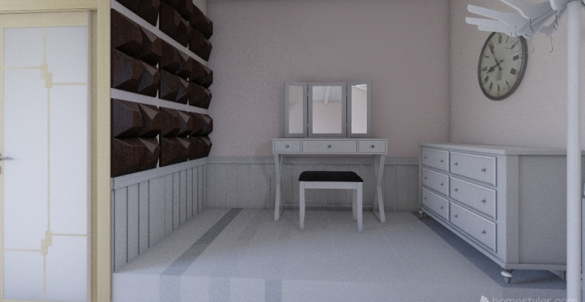 live Interior Design Render